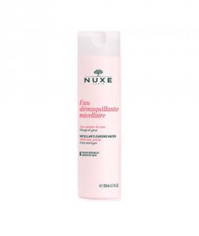 EAU DEMAQUILLANTE MICELLAIRE Acqua micellare struccante 200 ml   NUXE - Linea ai petali di rosa