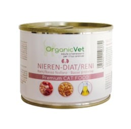 Nieren Diat Reni Cibo Per Gatti Organic Vet Farmacia