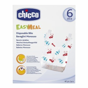 EASY MEAL Bavaglini Monouso 40 pz   CHICCO