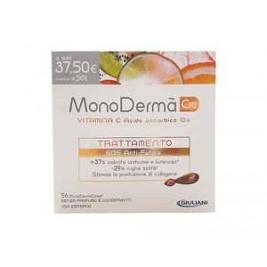 C10 56 Capsule vegetali | Trattamento vitamine SOS Anti-fatica | MONODERMA'