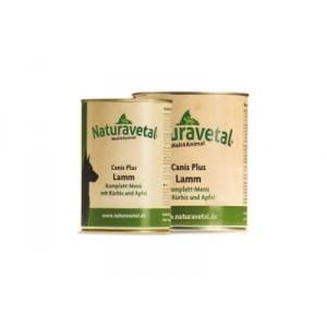 LAMM |  Agnello con zucca e mela | NATURAVETAL - Canis Plus