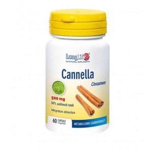 CANNELLA con cannella titolata al 4% 60 cps | LONGLIFE
