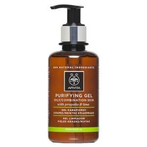 Detergente Gel Purificante | Purifying Gel 200 ml | APIVITA Cleansing