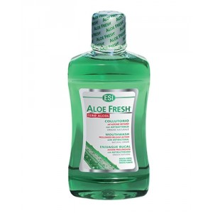COLLUTORIO all'aloe 250/500 ml   ESI - Aloe Fresh   BRAVI