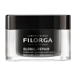 GLOBAL REPAIR CREME 50 ml | Crema anti età globale, ricostituente e rivitalizzante | FILORGA