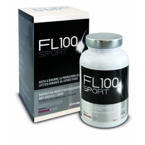 FL100 SPORT 180 cps | Integratore di Zeolite PMA | ETHICSPORT