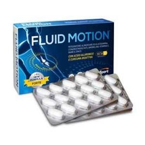 FLUID MOTION   Integratore Cartilagini 30 Compresse   ETHICSPORT