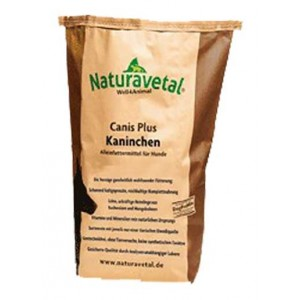 KANINCHEN   Crocchette Coniglio   NATURAVETAL - Canis Plus