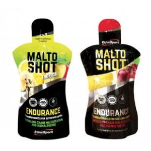 MALTO SHOT ENDURANCE 50 ml   Gel energetico   ETHICSPORT