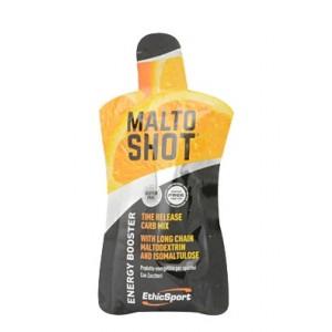 MALTO SHOT 30 m | Gel energetico Carboidrati | ETHICSPORT