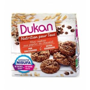Mini Cookies 100 g   Snack con pepite di cioccolato   DUKAN
