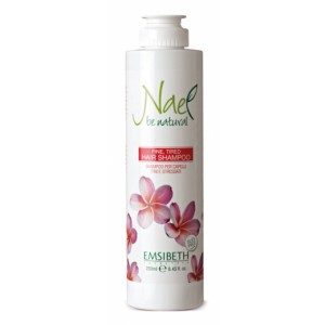 CAPELLI FINI E STRESSATI | Fine Tired Hair Shampoo 250 ml | NAEL Be Natural