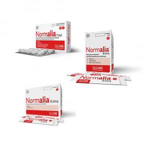 NORMALIA FAST 10 capsule e NORMALIA EXTRA 30 / 60 stick | Integratore intestino per CANE e GATTO | INNOVET - Gastroenerologia