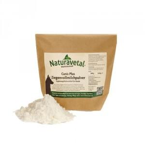 POLVERE DI LATTE DI CAPRA | Latte di Capra integrale 500 g cod.3501 | NATURAVETAL Canis Plus