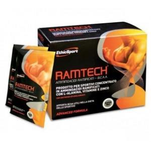 Ramtech 20 buste | Integratore di aminoacidi ramificati con Zinco e vitamine|  ETICHSPORT