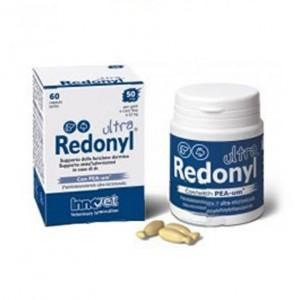 REDONYL ULTRA  50 mg   Integratore per dermatite  allergica CANE e GATTO   INNOVET - Dermatologia