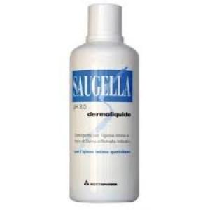 Dermoliquido 500 ml | Detergente intimo quotidiano | SAUGELLA Blu