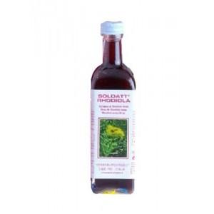 SOLDATT RHODIOLA 60 ml | Integratore naturale contro lo stress| VEGETAL PROGRESS