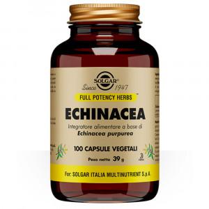 Echinacea 100 capsule   Integratore per Difese Immunitarie   SOLGAR