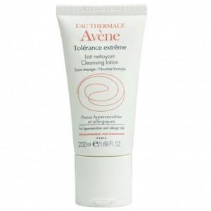Latte Detergente Lenitivo | Pelle Sensibile e Ipersensibile 200 ml | AVENE Tolerance Extreme