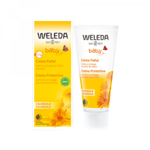 Crema Protettiva Calendula 75 ml | Cambio pannolino | WELEDA Baby