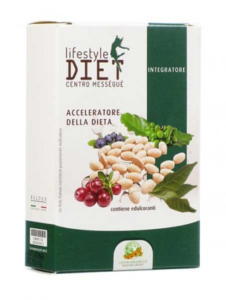 ACCELERATORE 20 g | DIETA MESSEGUE' - Lifestyle