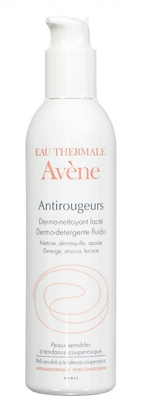 DERMODETERGENTE FLUIDO 300 ml | AVENE - Antirougeurs