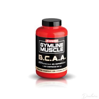 B.C.A.A. con Vitamine B1 e B6 120 cpr | ENERVIT