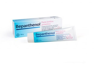 PASTA LENITIVA PROTETTIVA 100 g   BEPANTHENOL