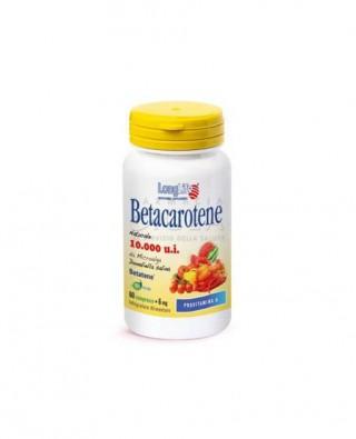 BETACAROTENE 60 cpr | LONGLIFE