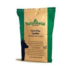 LAMM crocchette di agnello e riso | NATURAVETAL - Canis Plus