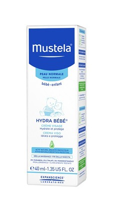 HYDRA BEBE' CREMA VISO 40 ml | MUSTELA - Bébé