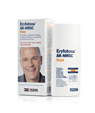 FLUID 100+ Cheratosi Attiniche 50 ml | ISDIN - Eryfotona AK-NMSC