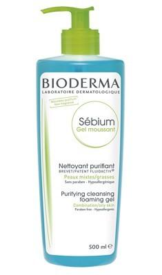 GEL MOUSSANT 500 ml | BIODERMA - Sébium
