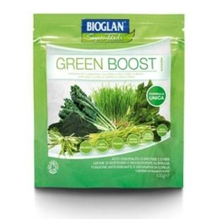 GREEN BOOST Fase recupero 100 g | BIOGLAN Superfoods