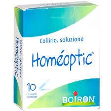 HOMEOPTIC COLLIRIO 10 flaconcini monodose da 0,4 ML | BOIRON