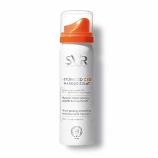 MASQUE ECLAT C50 Mousse micro-peeling 50 ml | SVR - Hydracid C50