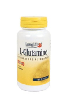 L-GLUTAMINE 100 cps   LONGLIFE
