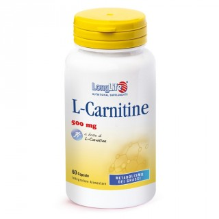 L-CARNITINE 60 cps | LONG LIFE