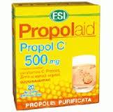 PROPOL C 500 mg tavolette effervescenti | ESI - Propolaid