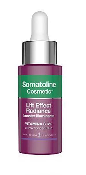 LIFT EFFECT RADIANCE Booster Illuminante 30 ml | SOMATOLINE COSMETIC - Anti Age