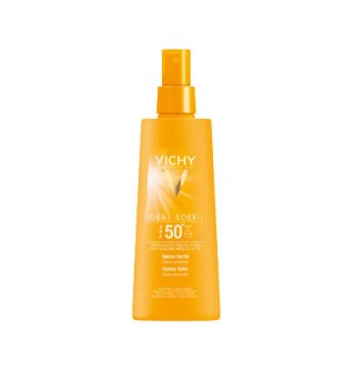 SPRAY CORPO SPF 50+ 200 ml   VICHY - Idéal Soleil