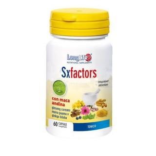 SX FACTORS 60 cps VEG | LONGLIFE