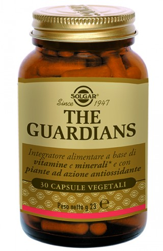 THE GUARDIANS Mix di antiossidanti 60 cps veg | SOLGAR