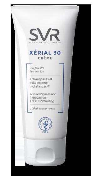 XERIAL 30 Crema Anti-rugosità e peli incarniti 100 ml | SVR - Xerial