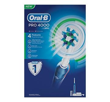 Pro 4000 spazzolino elettrico oral b professional care - Porta testine oral b ...