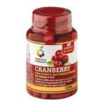 CRANBERRY 60 cpr   OPTIMA NATURALS - Colours of Life