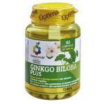 GINKO BILOBA PLUS 60 cpr | OPTIMA NATURALS - Colours of Life