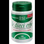 LE DIECI ERBE 100 tavolette | ESI - Gastrointestinale