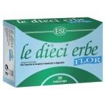 LE DIECI ERBE FLOR 30 cps   ESI - Gastrointestinale